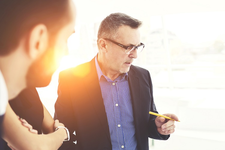 By working with a good executive coach you can view yourself more effectively from the outside