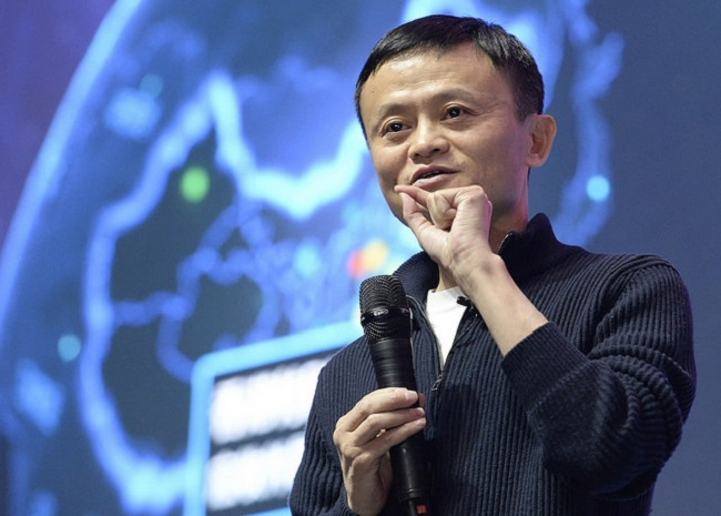 Macromanagement - Jack Ma