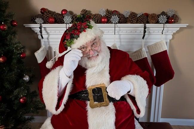 Santa as a business leader