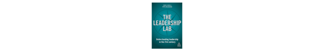 The Leadership Lab front cover