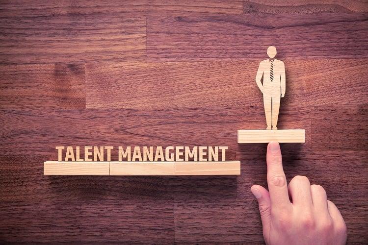 Top 2020 business priorities - Talent management
