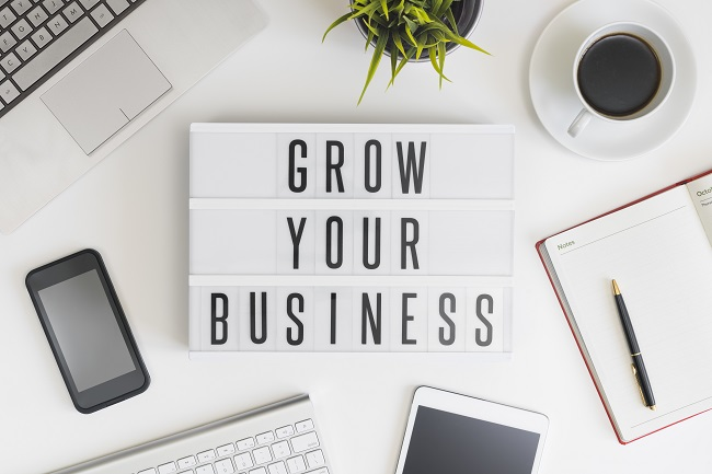 Growing a business is hard (and soft) work